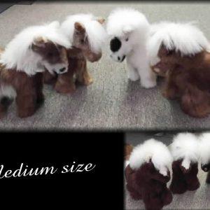 Plush Handmade Teddy Bears & Animal Friends