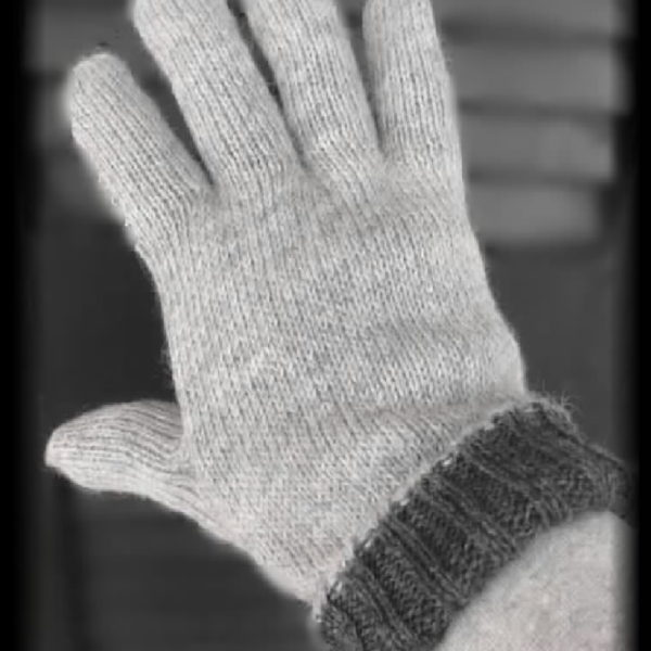 Sport Hands, Gloves Unisex Double knit Reversible