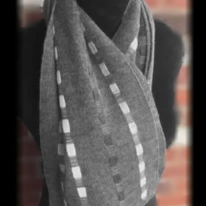 Nikki, Scarf Solid with accented details
