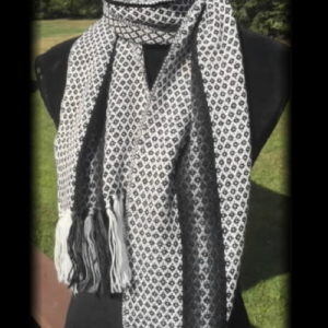 Patterns Scarf Unisex