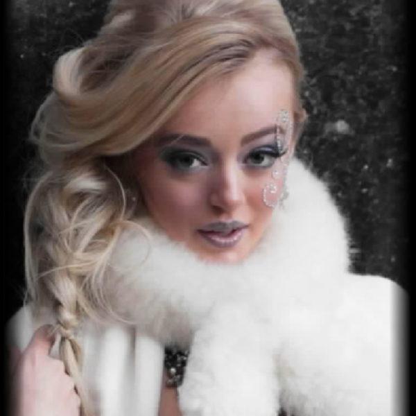 Fluffy Scarf Full Fur Pull Thru